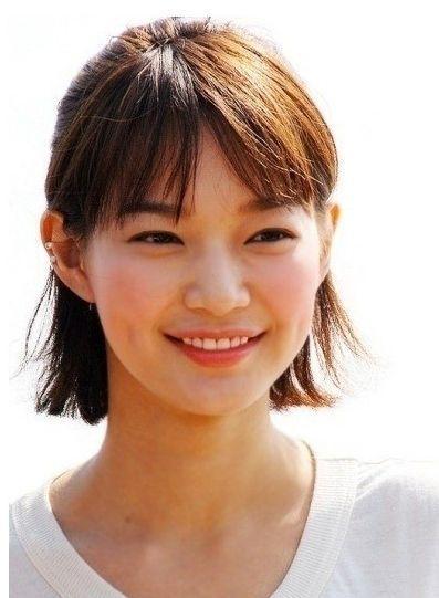 Model Rambut Wanita K-Pop - Shin Min Ah