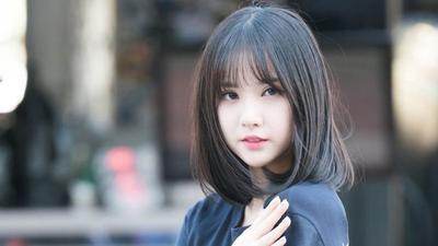 Model Rambut Wanita K-Pop - Eunha Gfriend