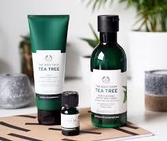 Basmi Jerawat dengan Rangkaian Produk The Body Shop Tea Tree