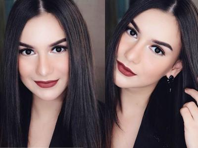 6 Artis Indonesia Tampil Cantik dengan Sentuhan Makeup Bold Tanpa Terlihat Seram!