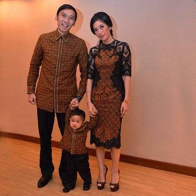 Inspirasi Model Baju Batik Terbaru Couple