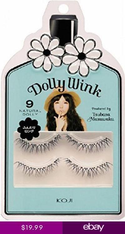 3. Fake Eyelashes