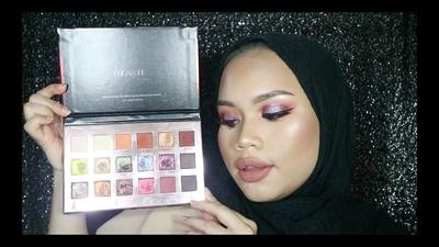4 Rekomendasi Eyeshadow Focallure yang Paling Laris Diborong Beauty Enthusiast