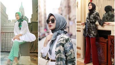 [FORUM] Ada yang tau tren hijab 2019?
