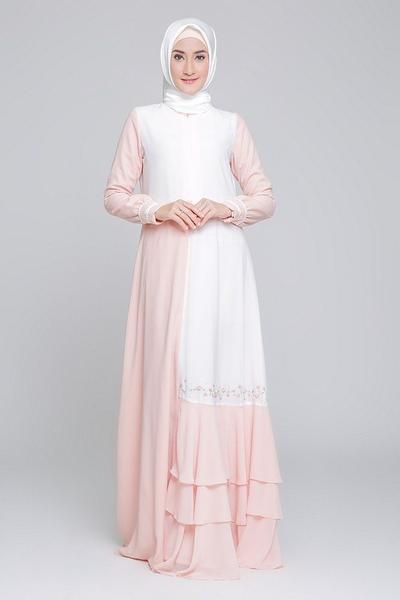 5.  Peach Fuzz Dress
