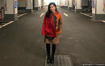 Kepon OOTD Mewah Nagita Slavina Liburan di Jepang, Harganya Setara Mobil!