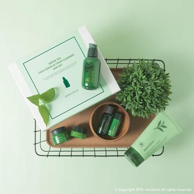 4. Innisfree The Green Tea Seed Serum