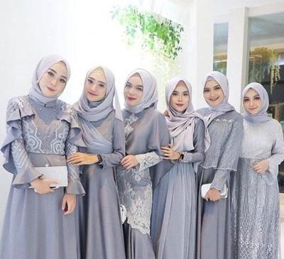 Chic and Stylish, Model Kebaya Modern Hijab Ini Bisa Jadi Inspirasi untuk Acara Resmi