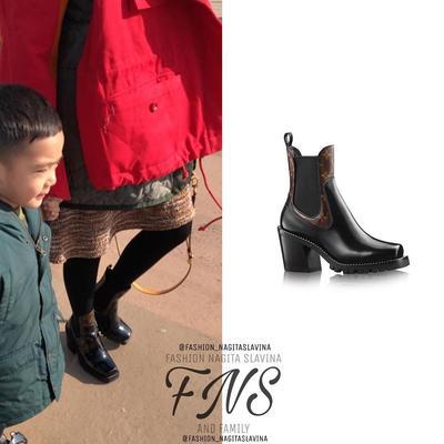 Boots  Louis Vuitton