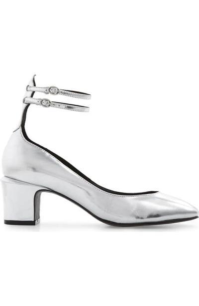 Lana Ankle Strap Pump