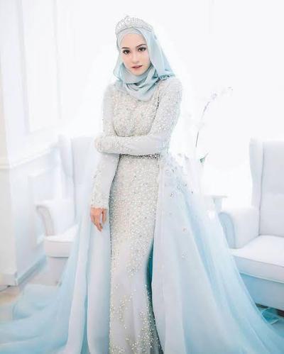 Model Hijab Pengantin