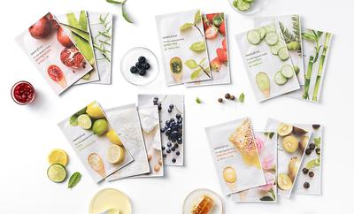 3. Innisfree It's Real Squeeze Mask