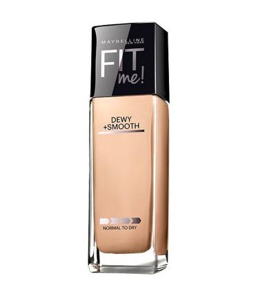 2. Maybelline Fit Me! Dewy + Smooth