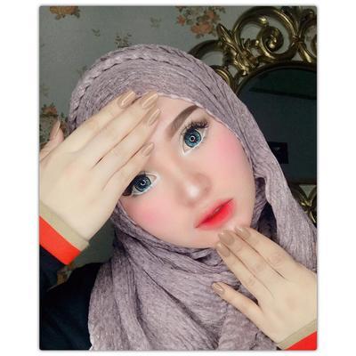 Hijabers cantik Indonesia Punya Banyak Followers