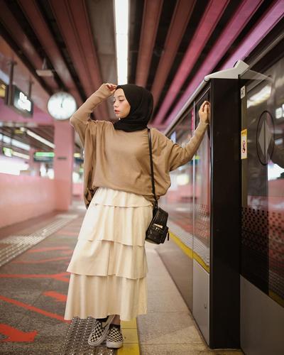 5 Rok Kekinian Ini Jadi Langganan Para Selebgram Untuk Bikin OOTD Hijab!