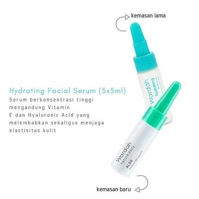 Wardah Facial Hydrating Serum