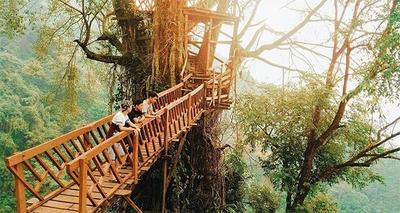 Hits Abis! Kamu Harus Mampir ke Tempat Wisata Bogor yang Instagramable Ini