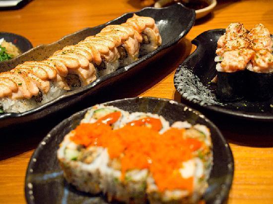 Dijamin Nggak Bakalan Nyesel Kamu Wajib Coba 5 Menu Sushi Tei