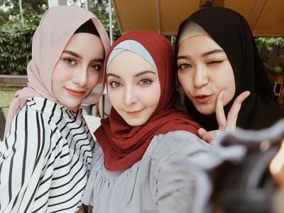 Bongkar Rahasia Cantik Hijabers Indonesia Masa Kini