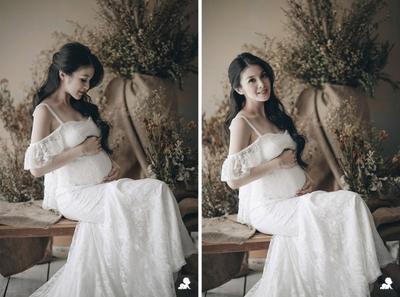 5 Inspirasi Foto Hamil ala Selebritis, Ada yang Gemesin Banget!