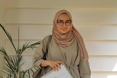 5 Hijab yang Cocok dengan Busana Perpaduan Warna Coklat