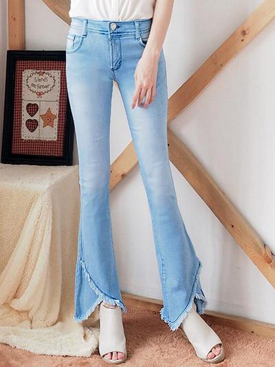 Cutbray Jeans