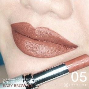 Tampil Cantik Dengan 5 Shade Lipstick Matte Wardah Yang Cocok Buat