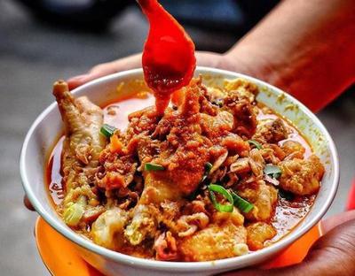 5 Kuliner Pedas dari Jawa Barat, Bikin Nggak Mau Berenti Makan