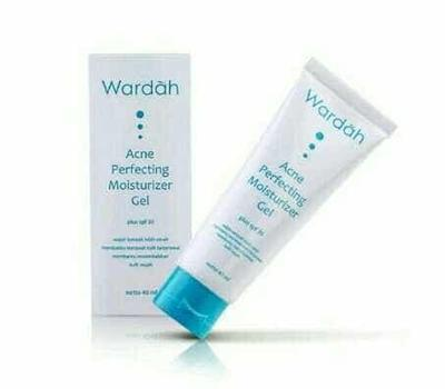 2. Wardah Acne Perfecting Moisturizer Gel