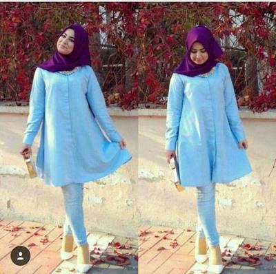 3) Style Hijab Kondangan Model Pashmina Satin/Velvet