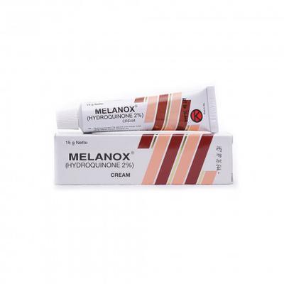 Melanox Cr 15 gram