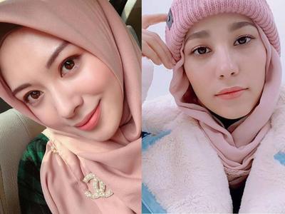 Gaya Hijabers Korea Cantik Ayana Moon vs Kim Miso, Mana Lebih Kamu Suka?
