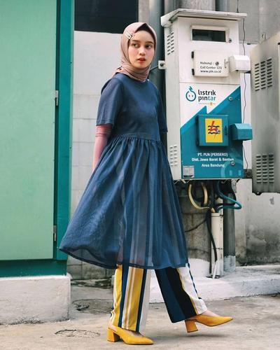 Hijab Jepit Rambut Korea