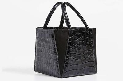 2.  Trademark Dorthea Box Bag