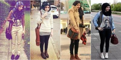 Stylish dan Trendy! Simak Yuk Beragam Padu Padan Gaya OOTD untuk Hijabers di Sini!