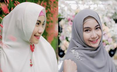 5 Style Hijab Anisa Rahma Saat Kondangan, Syar'i Tapi Tetap Stylish