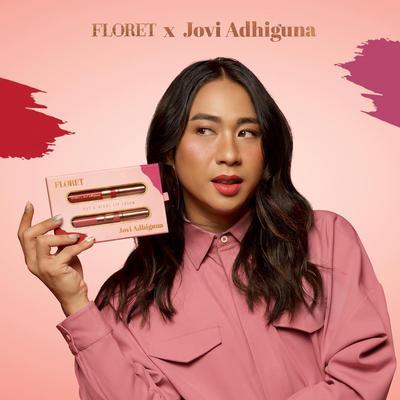 Jadikan Tampilan Bibir Sempurna dengan Lipstik Ala Jovi Adhiguna