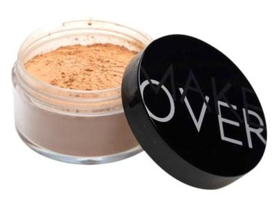 Review Make Over Silky Smooth Translucent Powder, Wajah Cantik Natural Tahan Lama