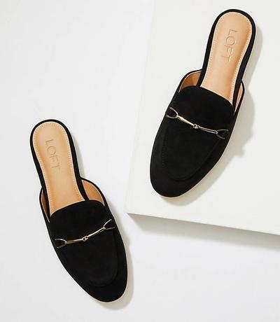 Loft Loafer Slide