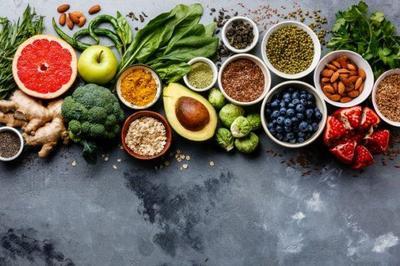 Konsumsi Makanan Dengan Gizi Yang Seimbang