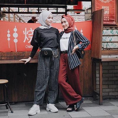 Rekomendasi Online Shop Jual Celana Kulot di Bawah Rp150 Ribu
