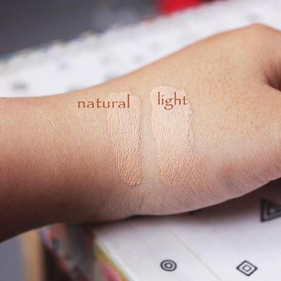 Wardah Everyday BB Cream Memiliki Dua Shade