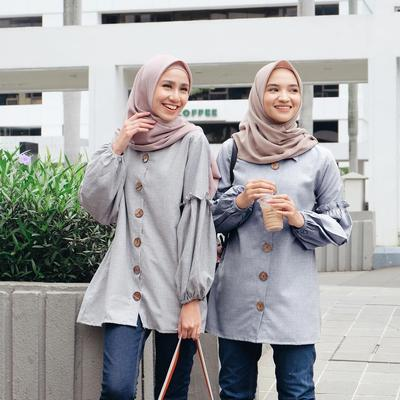 Rekomendasi Online Shop Hits 2019 ini Jual 'All About Fashion Hijabers'