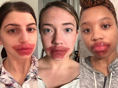 Membuat Bibir Merona dengan Warna Pink Alami