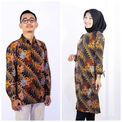 Batik Couple Simple
