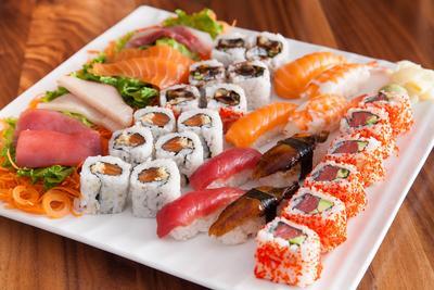 [FORUM] Enakan sushi tei atau ichiban ya?
