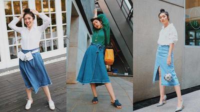 Intip Yuk, Fashion Style Terbaik dari Febby Rastanty Ini! Bisa Jadi Inspirasi #OOTD Buat Kamu, Lho!