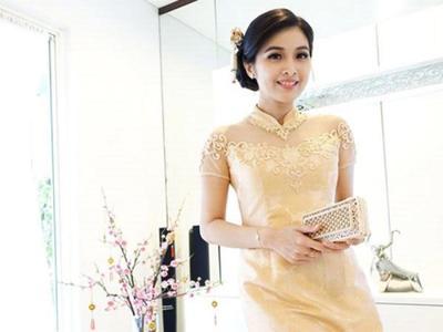 5 Style Sandra Dewi yang Elegan, Pas untuk Rayakan Imlek