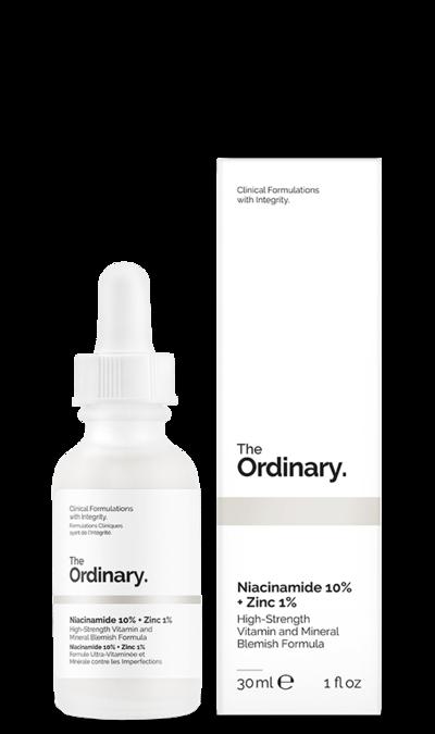 The Ordinary Niacinamide 10% + Zinc 10% 30ml