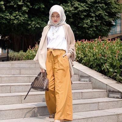 Outer with Hijab